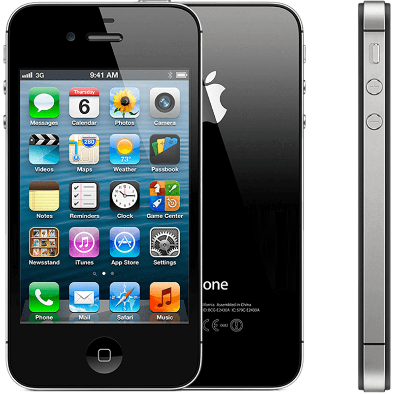 Reparar iPhone 4/4S